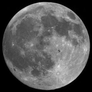 Thierry Legault: Zur Fotografie des Mondes und der Internationalen Raumstation (ISS)