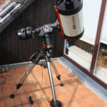 """EdgeHD 11"""" mit HyperStar System auf CGEM Montierung - Franz Hofmann"""