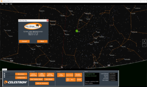 Celestron PWI Software - ASPA in progress