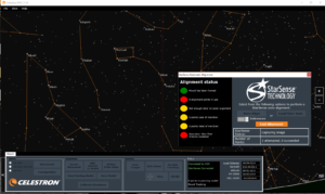 Celestron PWI Software - StarSense Auto Alignment