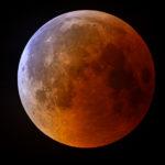 Mondfinsternis aufgenommen mit Celestron C9.25 EHD F10 - Christoph Kaltseis