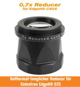 0,7x Reducer für EdgeHD C925