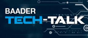 AME - Baader Tech-Talk