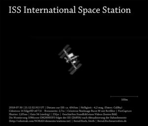 ISS International Space Station - Bernd Koch