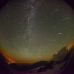Perseiden-Sternschnuppen am 12. und 13. August
