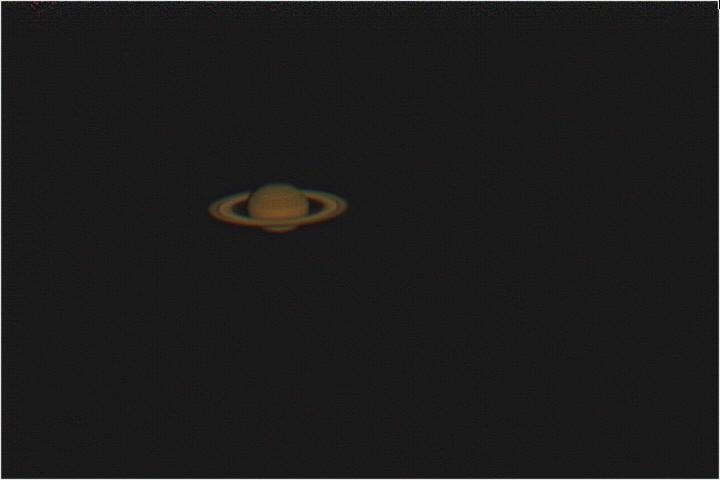 Saturn aufgenommen mit NexStar 4SE - Steve Klein
