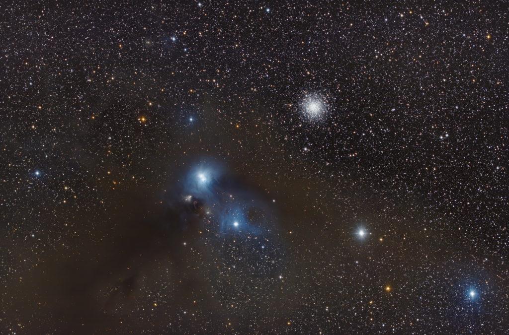 """NGC 6723 aufgenommen mit Celestron 11"""" und dem HyperStar System - Franz Hofmann"""