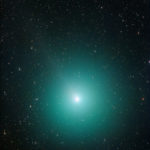 """Komet 46P/Wirtanen aufgenommen mit Celestron RASA 8"""" - Michael Jäger"""