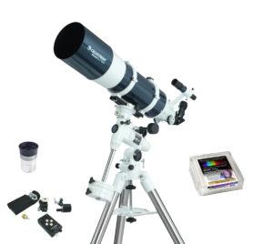 """OMNI XLT 150 Mond-Set, inkl. Omni Okular 1¼"""", 6mm, 52° Gesichtsfeld, Celestron Motorantrieb zweiachsig, für Omni XLT-Montierung und Baader 1¼"""" Polarisationsfilter, doppelt"""