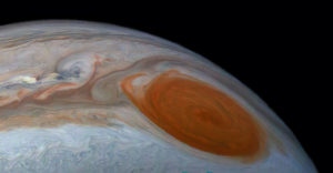 Beobachtungshinweis: Jupiter verändert sich