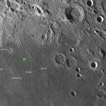 Landegebiet von Apollo 11, © 2019 by W. Paech+F. Hofmann – Camäleon Observatory, Namibia