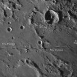 Die Rima Ariadaeus, © 2019 by W. Paech+F. Hofmann – Camäleon Observatory, Namibia