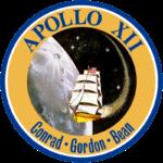 Missionslogo von Apollo 12, @NASA