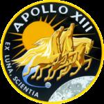 Missionslogo von Apollo 13, @NASA