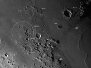 Das Gardner Megadome Plateau, © 2019 by W. Paech+F. Hofmann – Camäleon Observatory, Namibia