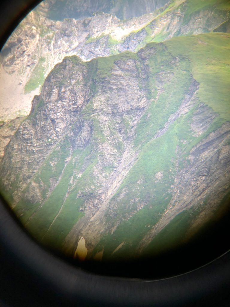 Celestron Trailseeker 8x42 ED aufgenommen mit Kamera - Carsten Reck