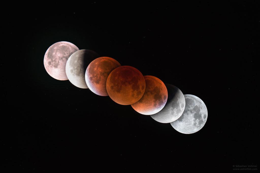 Mondfinsternis 2015 aufgenommen mit C11 EdgeHD Hyperstar - Sebastian Voltmer