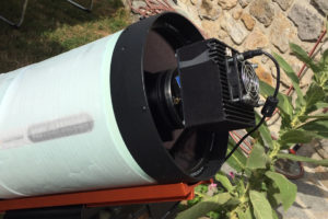RASA 8 mit Sigma CCD Kamera