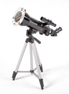 Celestron TravelScope 70 Sonnensystem Edition