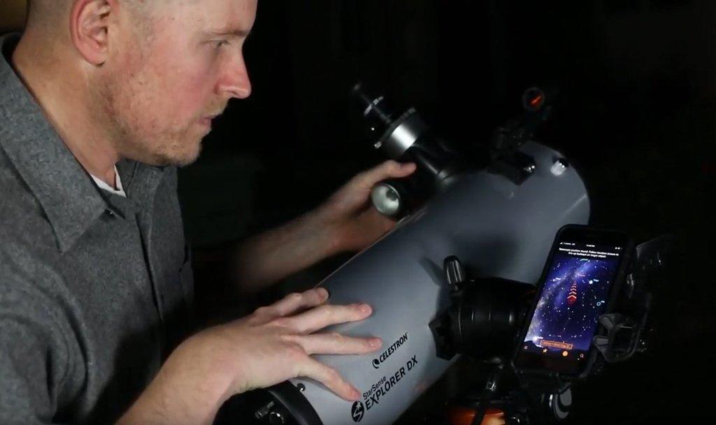 Starsense Explorer Technologie