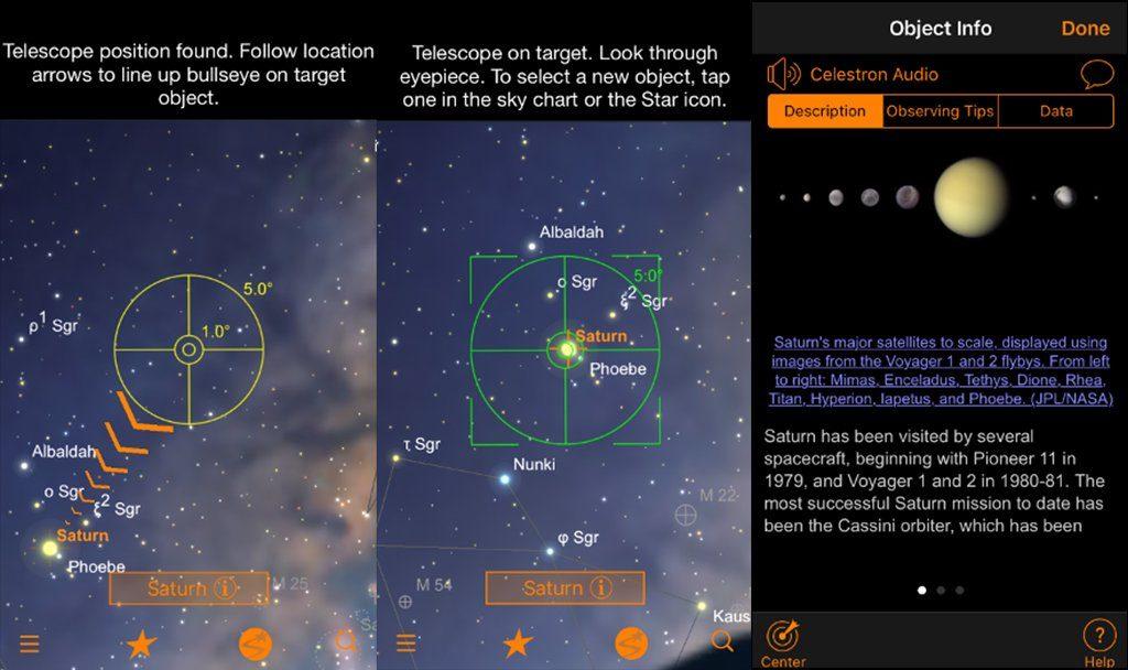 Celestron StarSense Explorer App