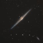 NGC 4565 aufgenommen mit RASA 36 - Mike Behnke