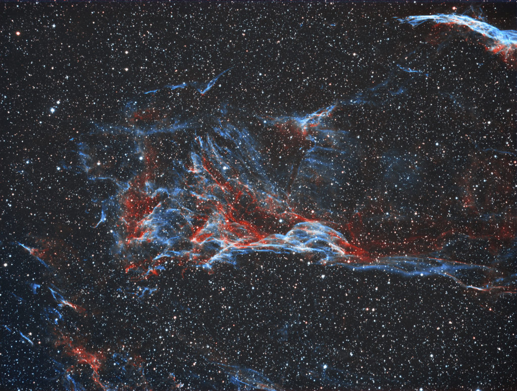 Pickerings Triangle aufgenommen mit Celestron C14 Edge HD + Hyperstar II - Daniel Köhn