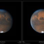 Mars IR(G)B aufgenommen mit Celestron C14 Edge HD - Daniel Köhn