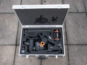 Ein Koffer für die Celestron AVX (Advanced VX)