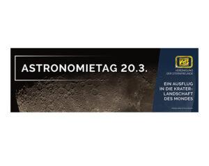 Am 20. März ist Astronomietag