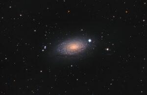 Sunflower Galaxy M 63 aufgenommen mit Celestron C14 Edge HD + Hyperstar II - Daniel Köhn