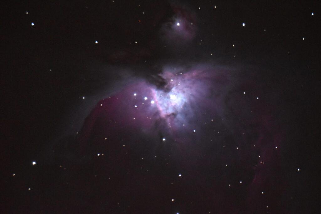 M42 Orionnebel aufgenommen mit Nexstar 8 SE - Jörn Gräfe