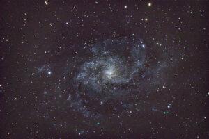 M33 aufgenommen mit C9 - Franz Fuchs